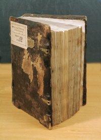 Рукопись жития преп. Нила Столобенского, писанная первым настоятелем Ниловой пустыни Германом (Тулуповым)